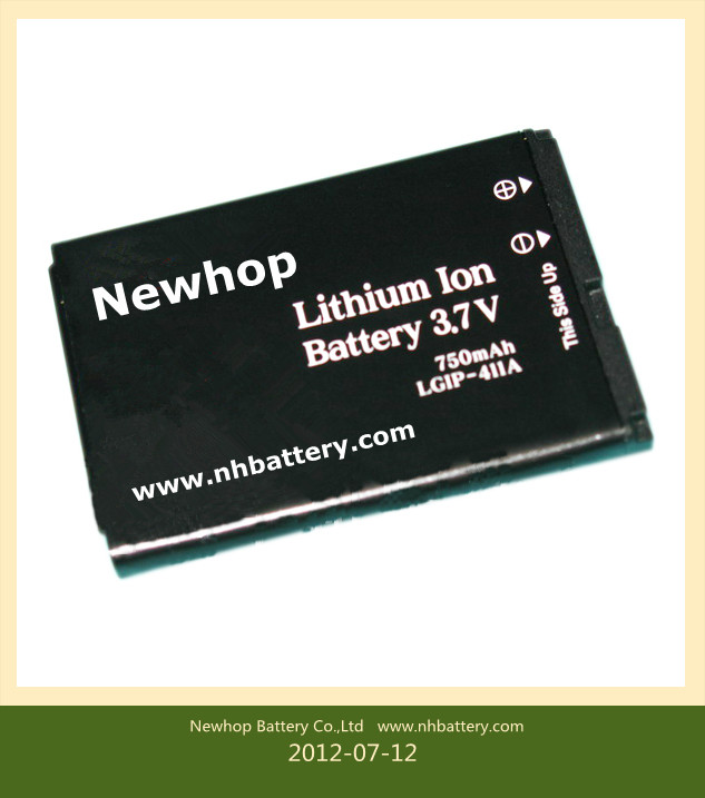 replacement battery for LG phones