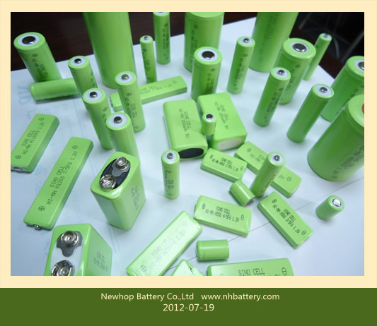 nimh battery a/aaa/aa battery for lamps