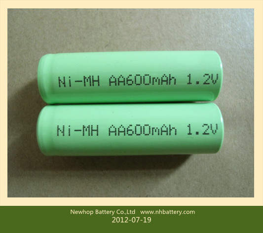 aa battery nimh aa 1200mah battery pack aa 1600mah battery aa300mAh-2700mah OEM offered for toys