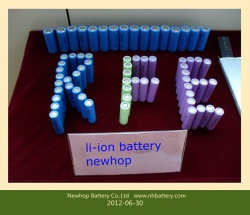 3.7v cylinder lithium ion battery
